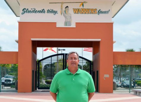 Jupiter High welcomes new football coach Timothy Tharp
