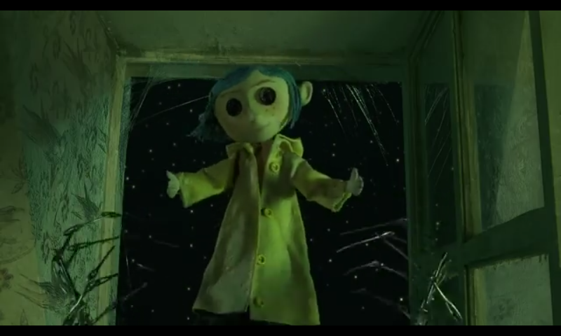 The+cryptic+and+dark+title+scene+of+Coraline+sets+a+creepy+tone+for+the+entire+movie.+Within+the+first+view+minutes%2C+the+viewer+begins+questioning+the+entire+movie.