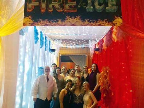 Juniors create an unforgettable prom