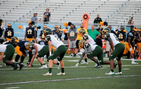 Coach Tharp leads Warrior football in a new direction