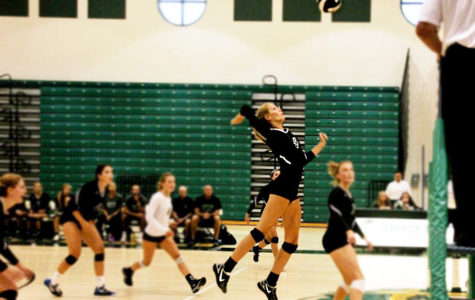 Volleyball off to a successful start
