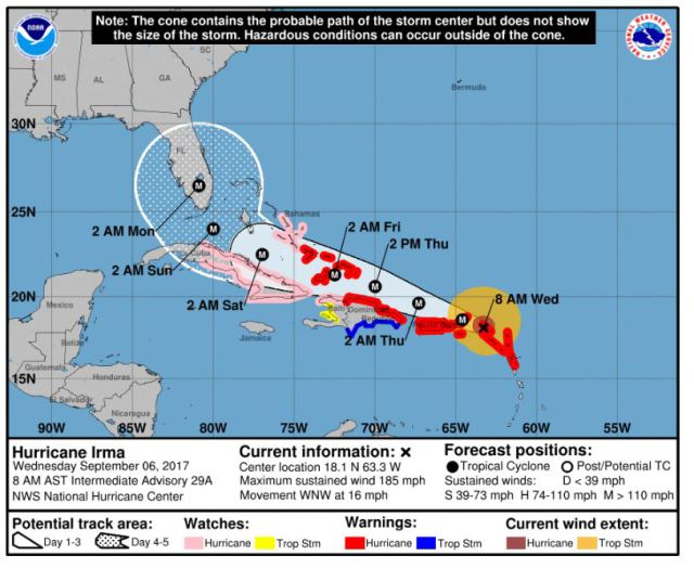 Map Of Florida Showing Jupiter.Safety Tips For Hurricane Irma In Jupiter Florida War Cry
