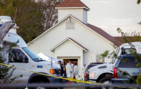 Shooting at Texas Church Killing 26