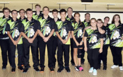 Bowling their way to states