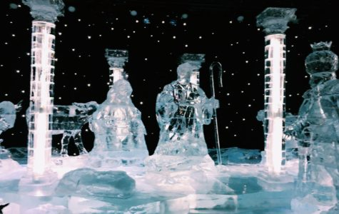 Gaylord Palms transforms meeting hall into a winter wonderland