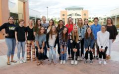 Jupiter High's 2018 Pathfinder nominees prepare for victory