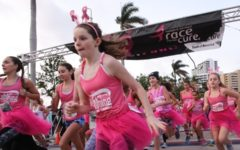 Susan G. Komen Race for the cure 2018