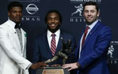 Baker Mayfield named 83rd Heisman Winner