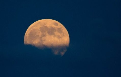'Super Blue Blood Moon' appeared for first time in 150 years