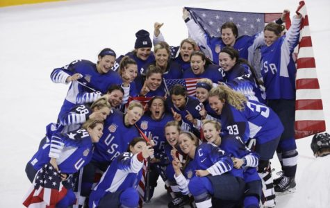 U.S. wins gold in the 2018 Winter Olympics