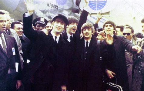 America meets The Beatles