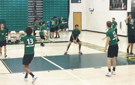 Jupiter High's boys' volleyball starts strong