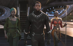 Black Panther roars into theaters