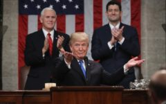 Trump's first State of the Union Address