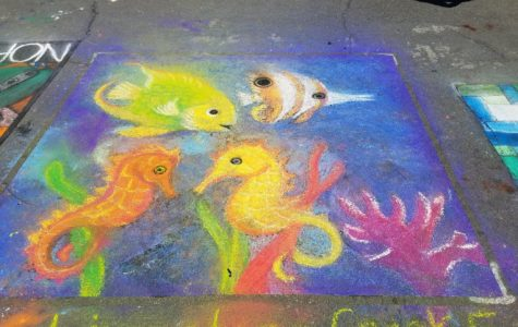 Downtown Lake Worth transforms its streets into art