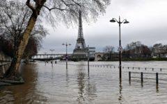 Paris goes underwater