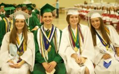 Graduating Warriors have a bright future