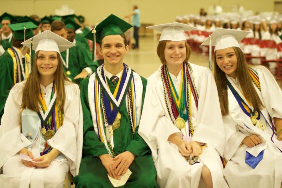 Graduating Warriors have a bright future