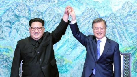 North and South Korea discuss peace treaty