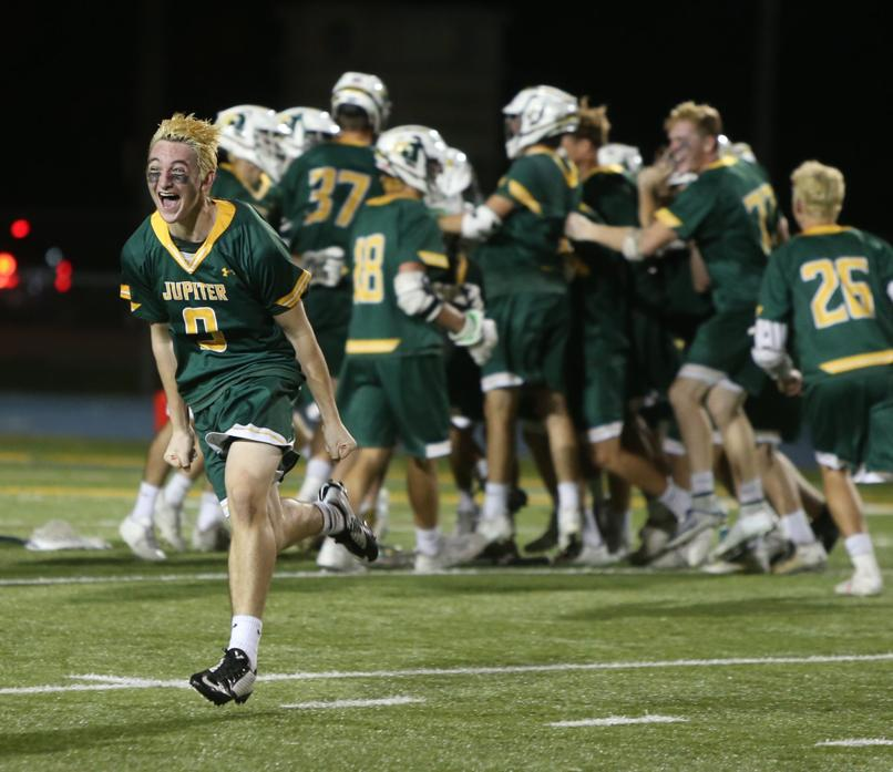 Jupiter High's boy's lacrosse wins states