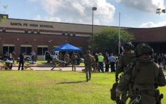 Shooting at Santa Fe High School leaves 10 dead and 13 wounded