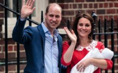 Royal family welcomes new addition