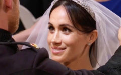 It's official: Prince Harry and Meghan Markle are married