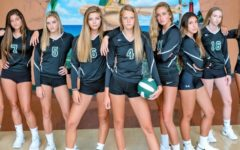 Girls' volleyball eyes another district championship