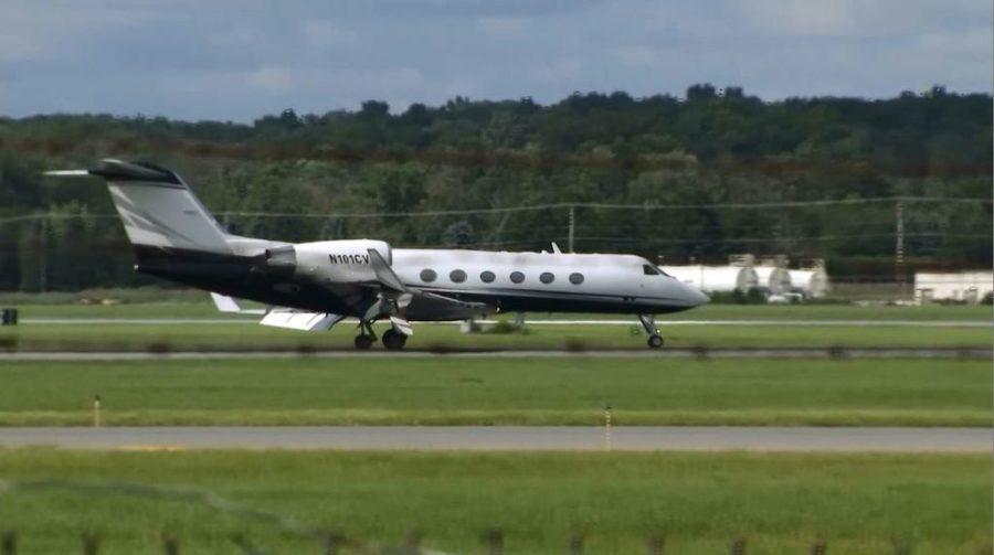 Rapper Post Malone's plane makes emergency landing