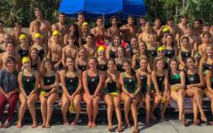 Jupiter High's swim and dive team splashes into a new season