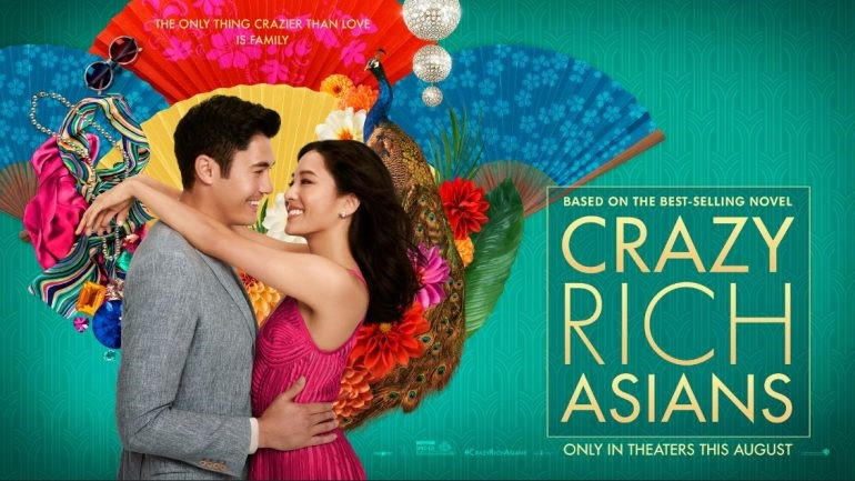 """""""Crazy Rich Asians"""" is a spin on traditional rom-com"""