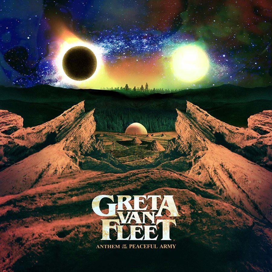 "Album review: Greta Van Fleet's ""Anthem of the Peaceful Army"""
