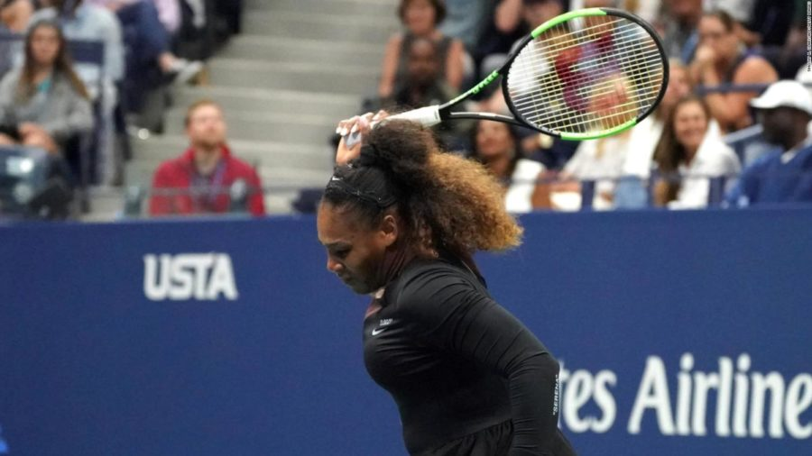 Serena Williams loses U.S. Open Women's Final amid cheating accusation