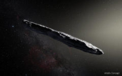 Harvard scientists believe alien spaceship may have passed Earth