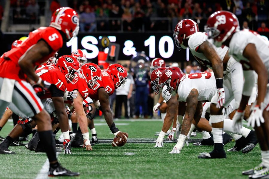 The+2018+SEC+championship+decided+the+playoffs+rankings.