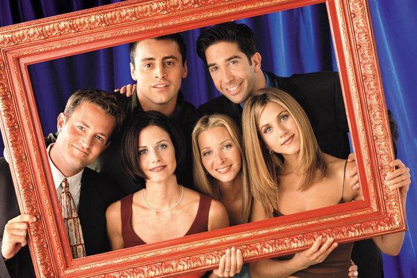 "Netflix makes $100-million deal to keep popular sitcom ""Friends"""