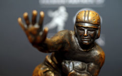 UPDATE, Dec. 10- Heisman Races comes to a close