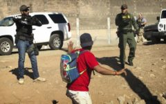 Thousands of migrants reach Mexican-U.S. border requesting asylum