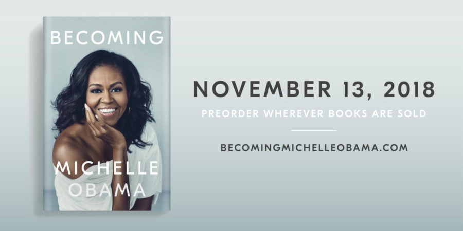The+cover+of+best-selling+book+%E2%80%9CBecoming%E2%80%9D+by+former+First+Lady+Michelle+Obama.%0A