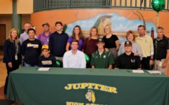 National Signing Day at Jupiter High