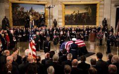 America's 41st President George H.W. Bush dies at 94