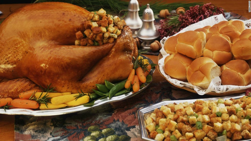 The holidays mean family, friends, joy…and food. Here are some helpful tips to stay healthy over the holidays.