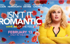 """Isn't It Romantic"" is now in theaters"
