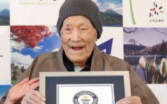 World's oldest man dies at 113 in Japan