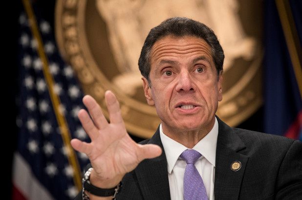 Andrew+Cuomo%2C+the+governor+of+NY%2C+displayed+his+confusion+over+Amazon+pulling+out+of+their+New+York+City+headquarters+deal.