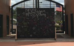 Jupiter High stands with Marjory Stoneman Douglas High School
