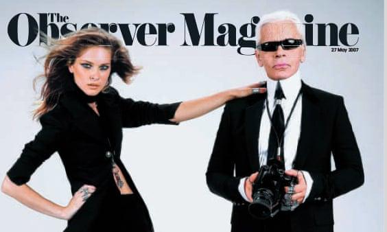 The world loses a fashion icon