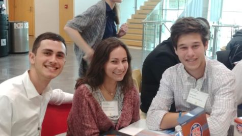 Jupiter High sends 3 teams to the annual Brain Bee at the Max Planck Institute