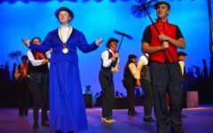 JHS Drama's production of Mary Poppins Jr.