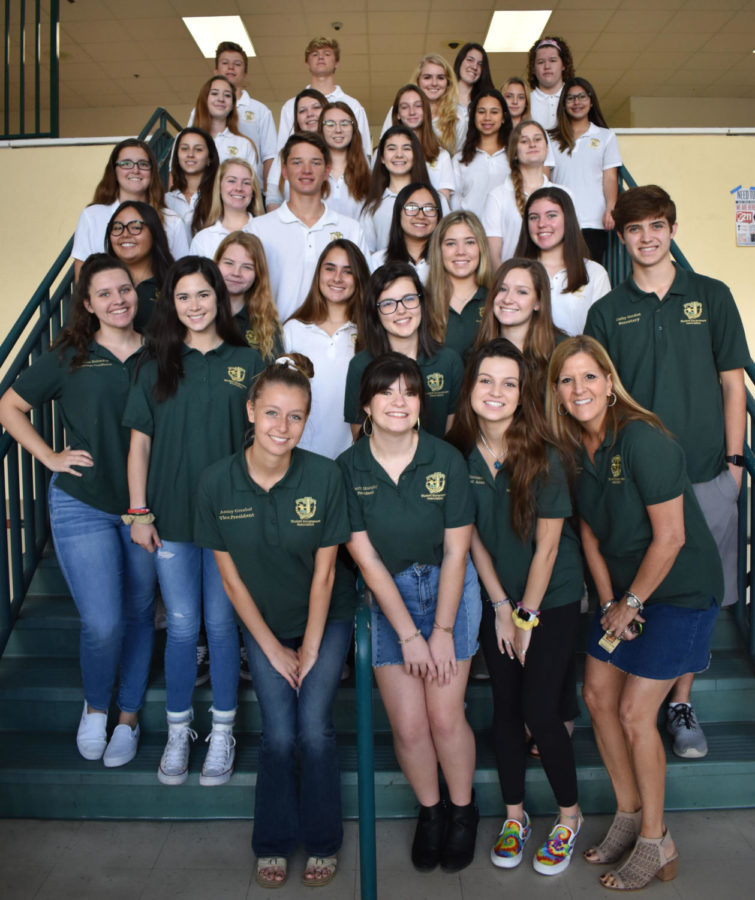 Student Government Association Adviser Jeanmarie McCann retires after 34 years at Jupiter High